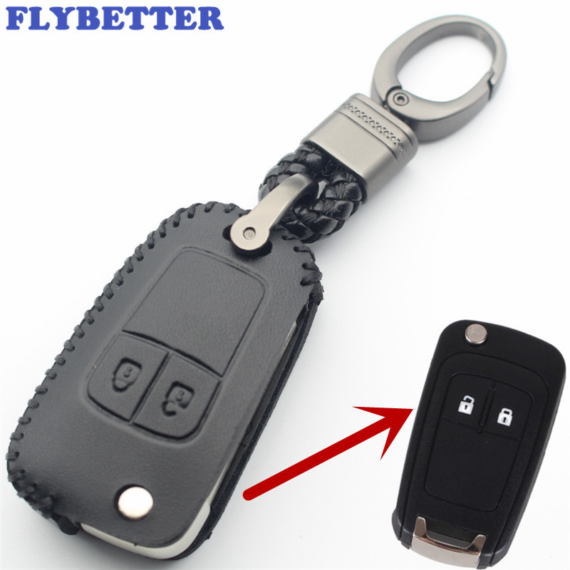 ORANGE 5 Buttons Smart Key Fob Remote Cover Case Keyless Entry Protector Bag Car Key Cover And Car Key Chain Ring for Chevrolet Camaro Cruze Equinox Malibu Orlando Sonic for/ Buick for Opel