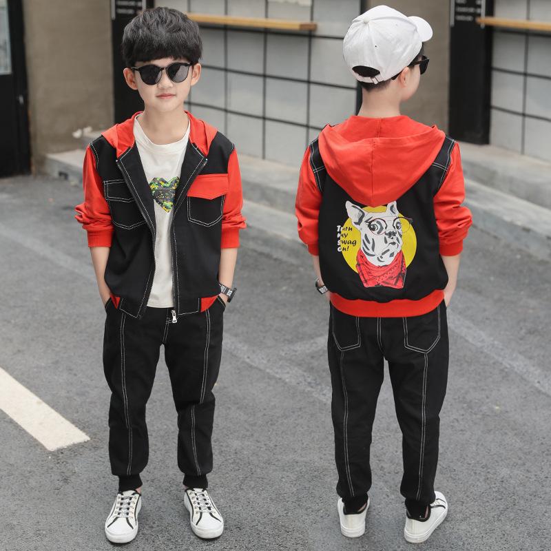 pantalon de training Cool Enfants Jogging Costume Neuf Garçons survêtement 2 pièces veste