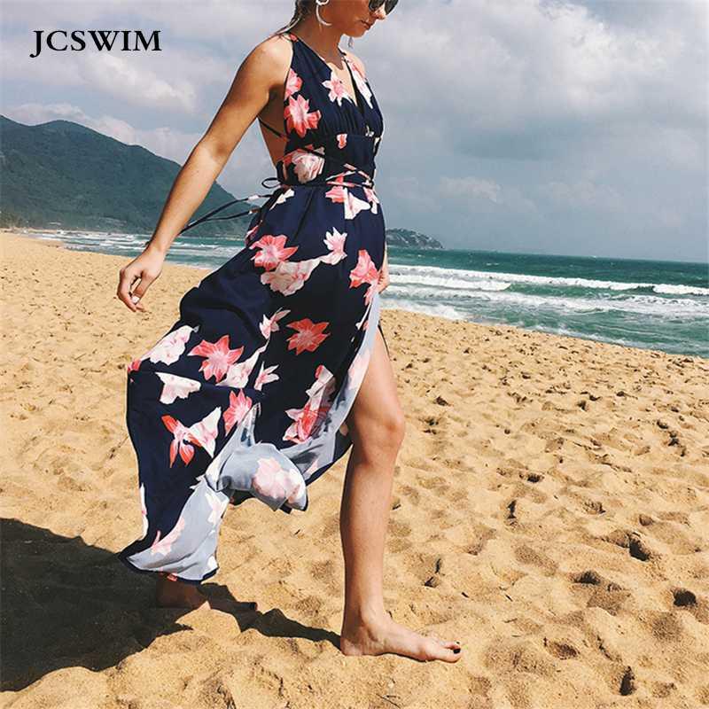 k111 Plus Size Beach Cover up Chiffon Dress Saida Bikini Cover up Tunics for Beach Pareos