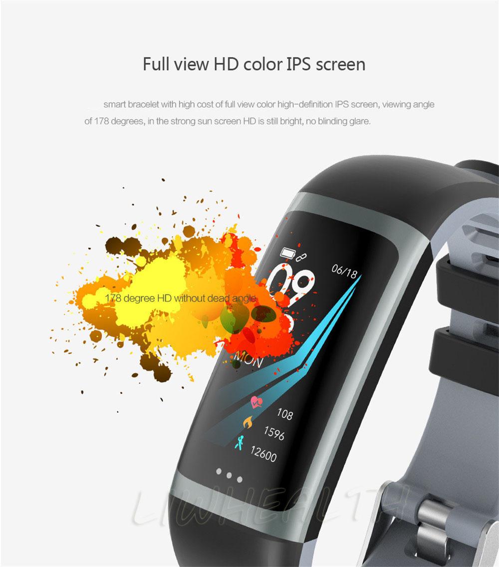 smart watch wristband health heart rate xiaomi mi band 3 (11)