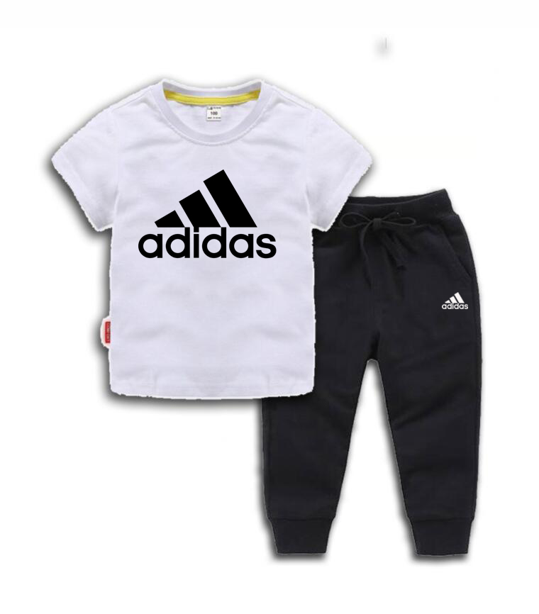 adidas Yb Logo Pantalones Corto Beb/é-Ni/ños