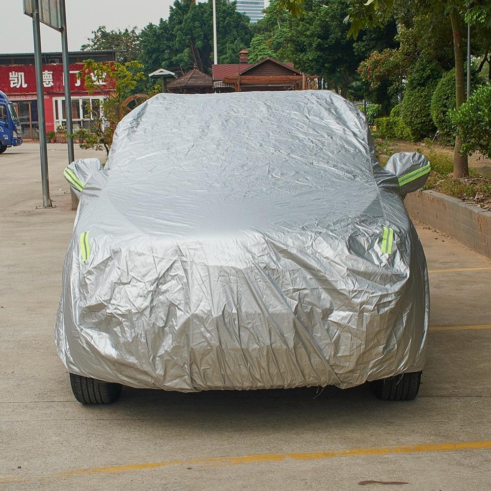Anti Helada Nieve Hielo Parabrisas Funda Protector Ajuste Porsche Cayenne