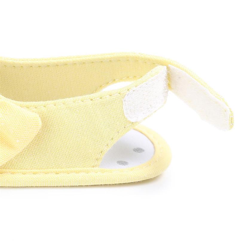 Summer Baby Shoes Newborn Toddler Baby Girl Soft Sole Bowknot First Walker Crib Prewalker Shoes NDA84L24 (21)