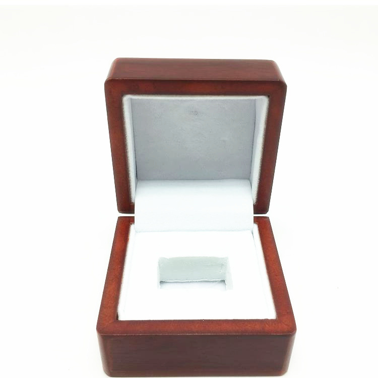 US Wooden Display Box for World Series Cup Championship Ring 1//3//4//5//holes Hot