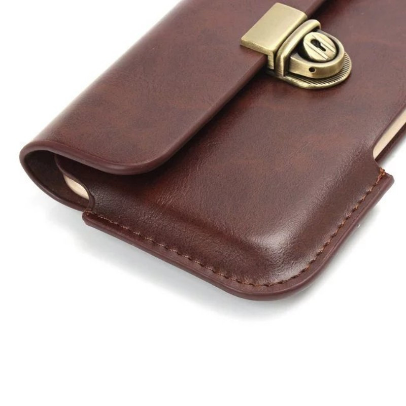 Genuine Leather Pouch Case (21)