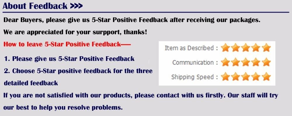 feedback 6