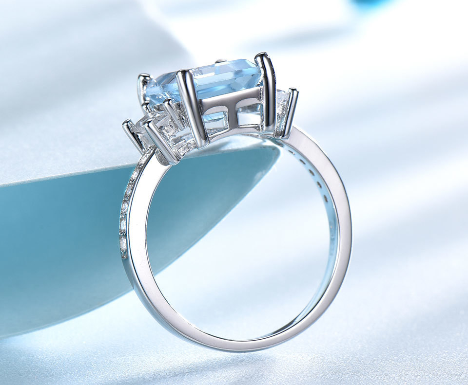 natural blue topaz ring for women brand fine jewelry (7)