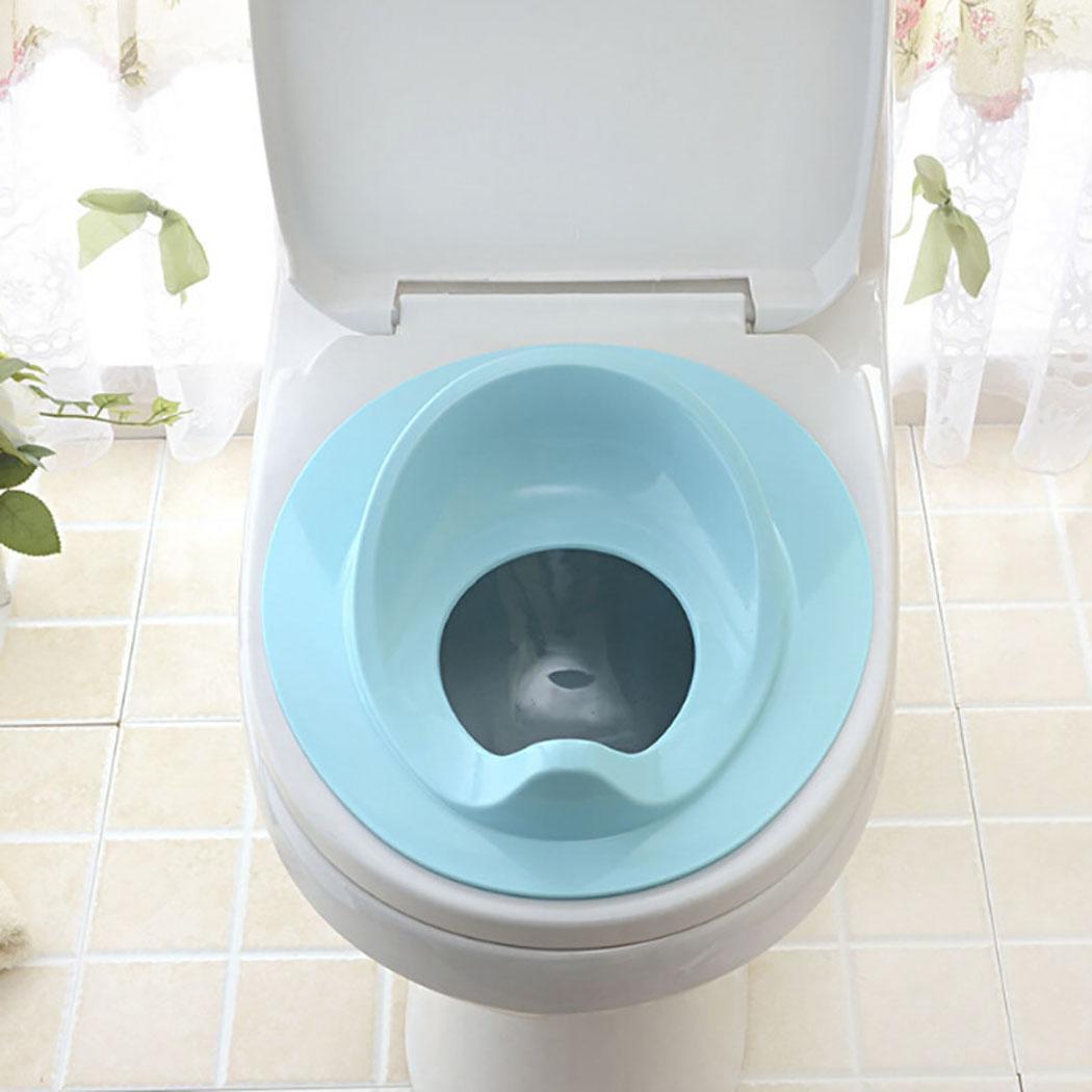 Nova moda dos desenhos animados da criança da criança caçoa o toalete do assento do instrutor do potenciômetro do banheiro da forma caçoa o assento do toalete