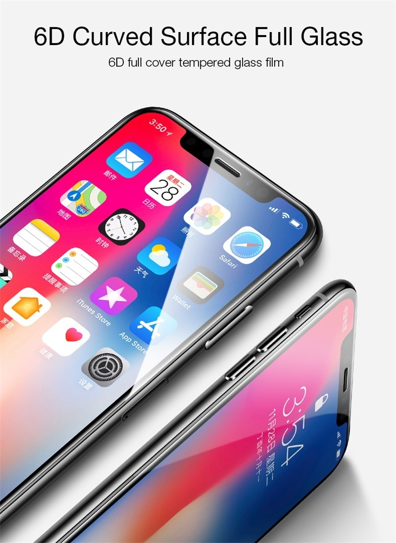 4. for iphone 2018 screen protector