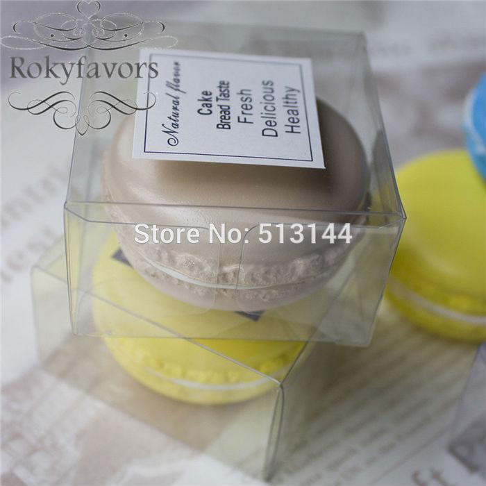 Macarons pvc box 02