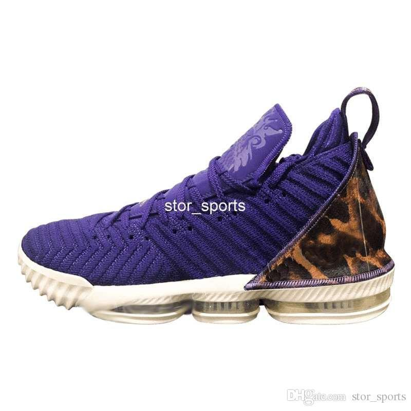 16s 16 Mens Basketball Shoes Equality Fresh Bred I Promise Oreo 1 Thru 5 What The King Court Purple Trainer Sports Sneakers 7-12