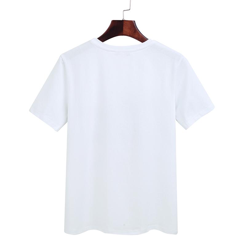 Cotton T-Shirt Femme