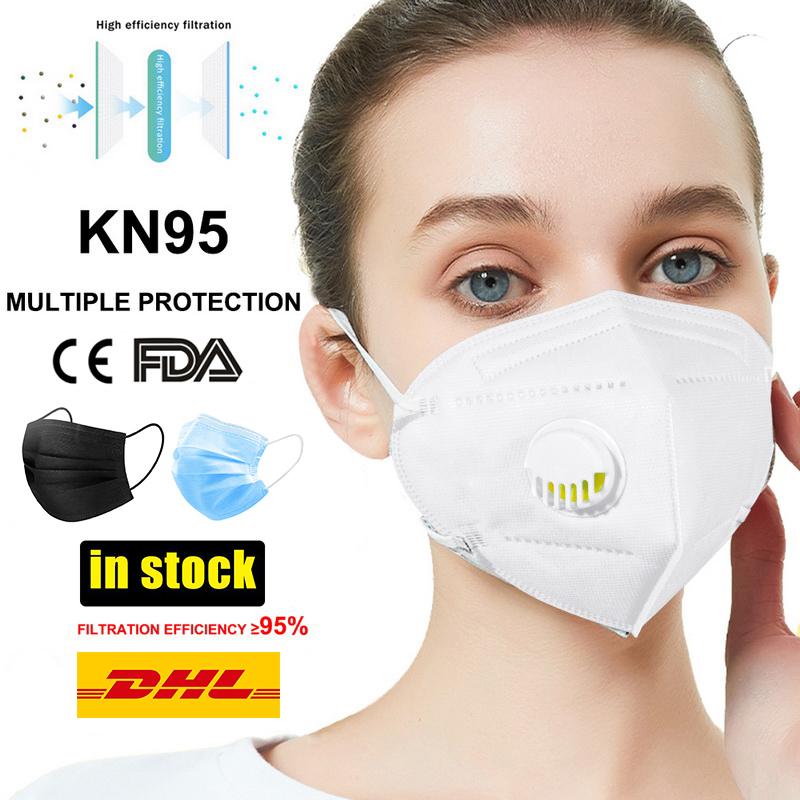 maschera respiratore kn95