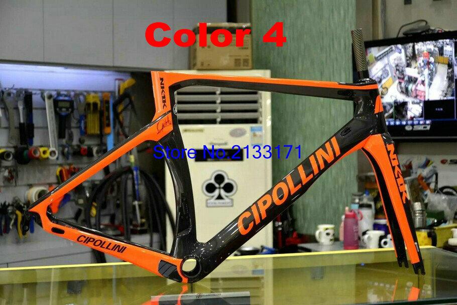 4 Cipollini NK1K 3K Di2 Carbon Bike Frame