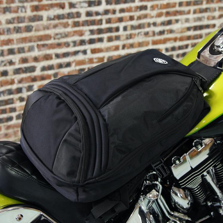 Star Field Knight Motorcycle Outdoor Backpack Double Shoulder Bag Large Capacity Mountaineering Bag waterproof Helmet Backpack