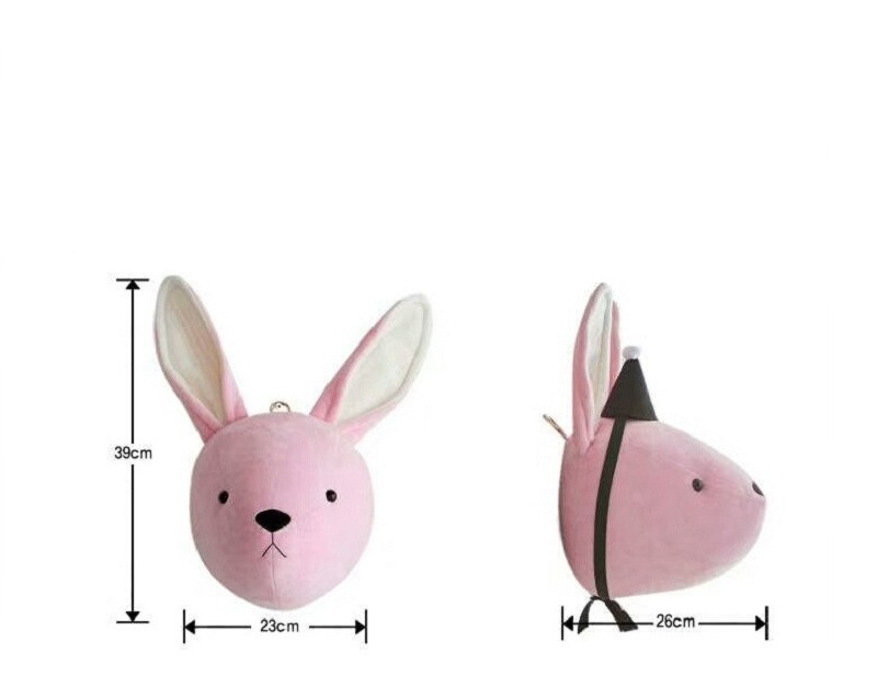 rabbit size