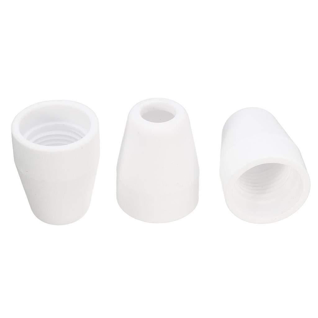 20pcs Set PT-31 Plasma Torch Consumable Electrode Shield Cups Kit Accessories