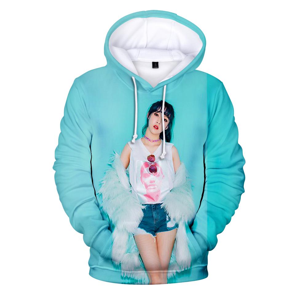 Mamamoo 3d Hoodies Homens / mulheres Moda Manter Quente Quente Hip Hop Harajuku Outono de Alta Qualidade 3d Impressão Moletom Com Capuz Camisolas Mamamoo