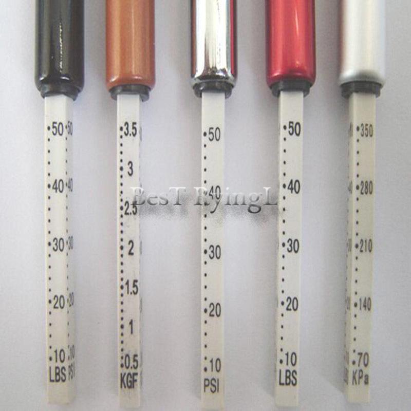 Diagnostic Tool Portable Tire Air Pressure Test Gauge Pen Vehicle Car Motorcycle Tyre Test Meter Pen