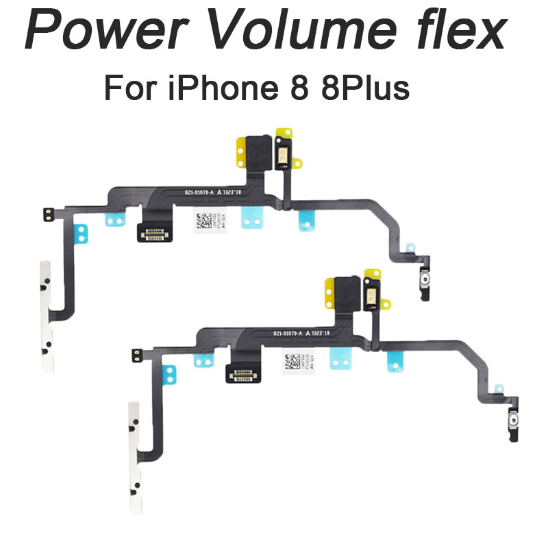 iPhone 6s Plus Volume Lock Assembly Space Gray 821-00151-A