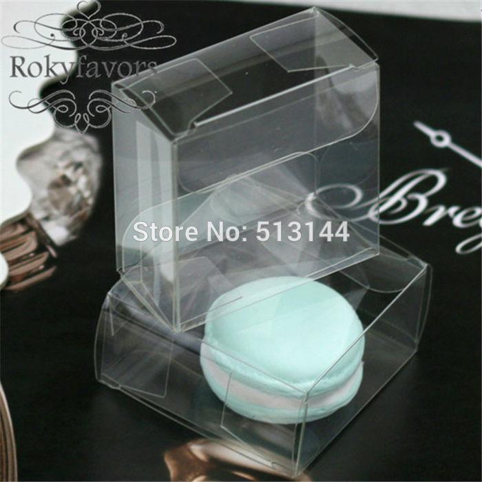 Macarons pvc box 06