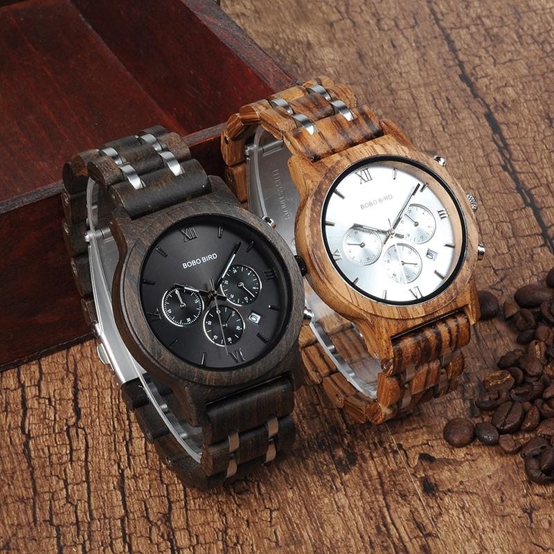wooden watch for men BOBO BIRD BRAND watches (74)