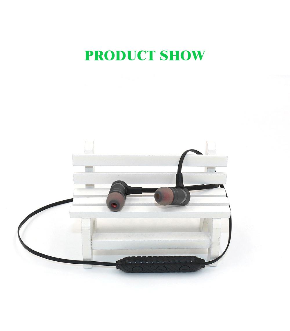 YODELI Bluetooth Earphone With MIC Sweatproof Gym Sport HIFI Wireless Earphones Stereo Headphones For Samsung iPhone Xiaomi LG (9)