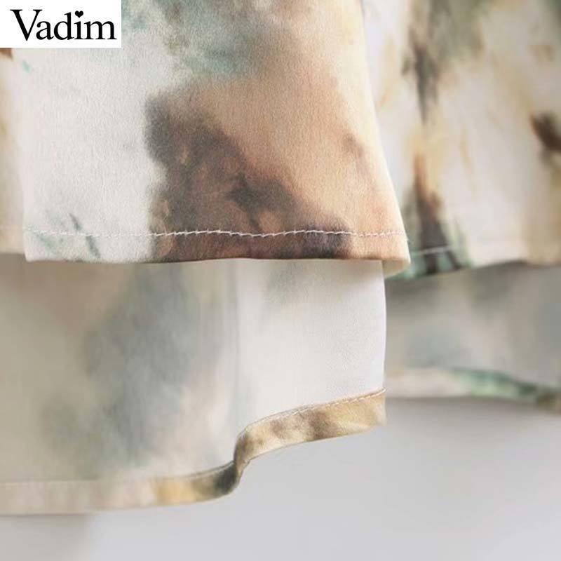 Vadim Frauen Vintage Blumendruck Knöchellangen A Line Rock Seitlichem Reißverschluss Beiläufige Weibliche Stilvolle Chic Lange Röcke Mujer Ba525 J190619