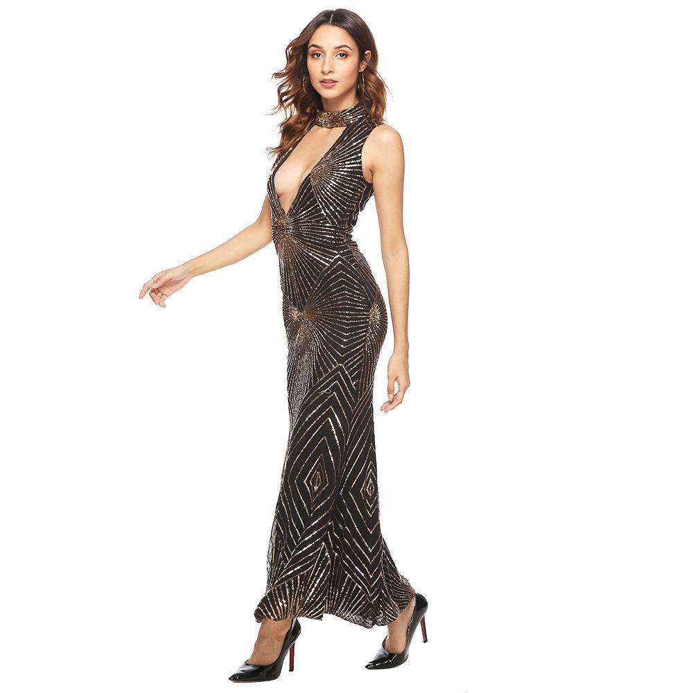 sequin maxi dress 2496 (1)
