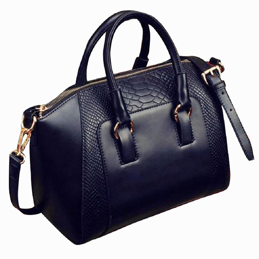 bolsos de diseño mujeres Bolsos de hombro Bolso de mujer en imitación de cuero Satchel Cross Body Tote Bag de alta calidad