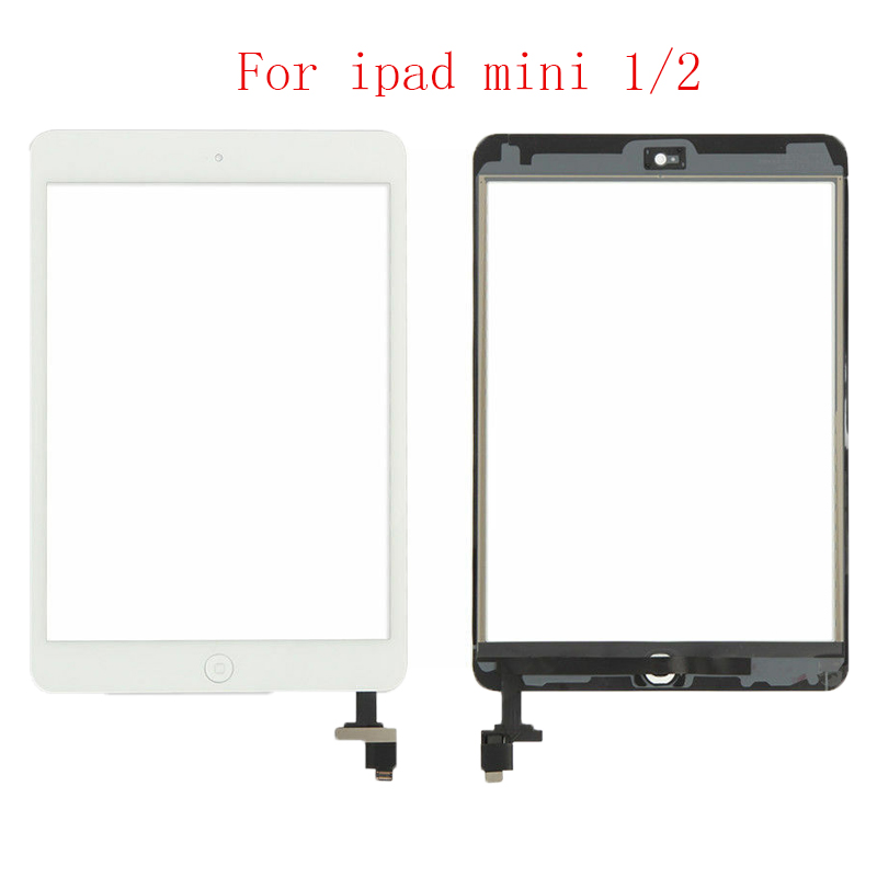 10X NEW Apple iPad mini Touch Screen Digitizer Glass Connector A1432 A1454 A1455