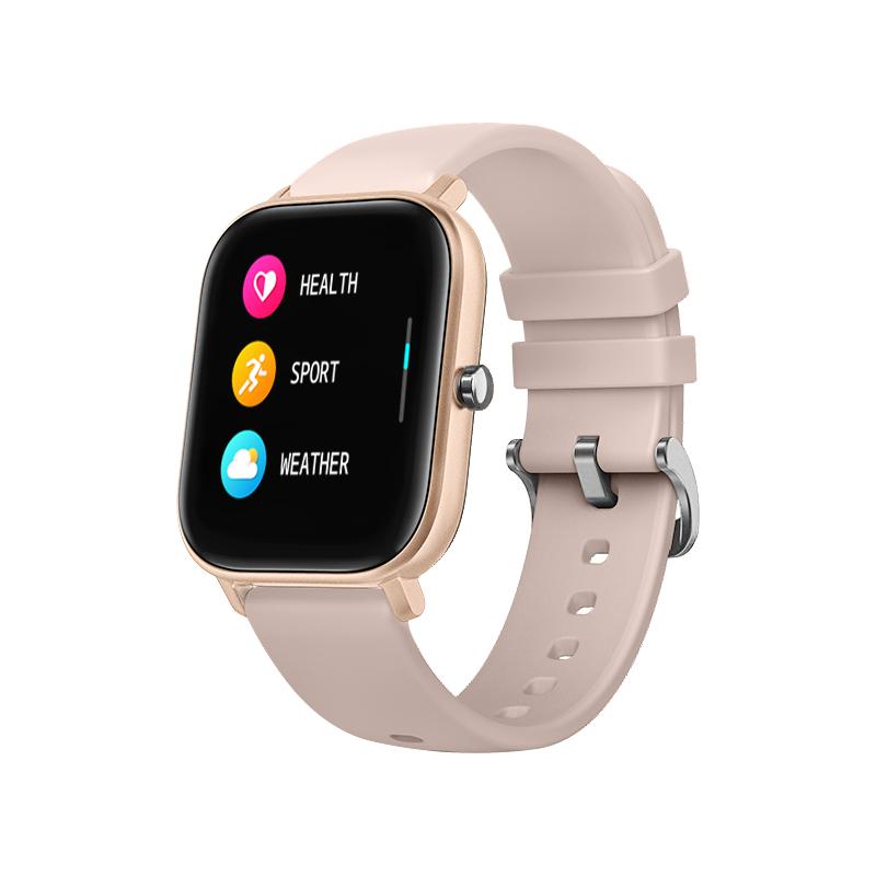 P8 Smart Watch Wristband Smart Bracelet Full Screen Touch Men Women Sport More Watch Face Heart Rate Monitor IPX7 Smartwatch