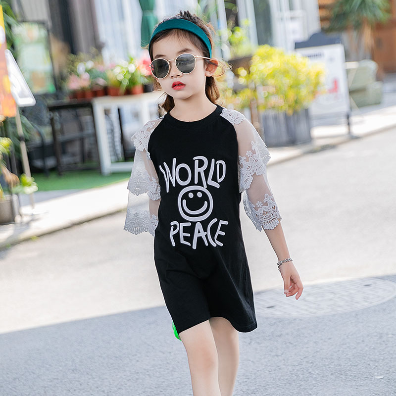 Toddler Boys Girls Kids Cute Tops Skull Snake Print Short Sleeve Fashion Black T Shirt Blouse