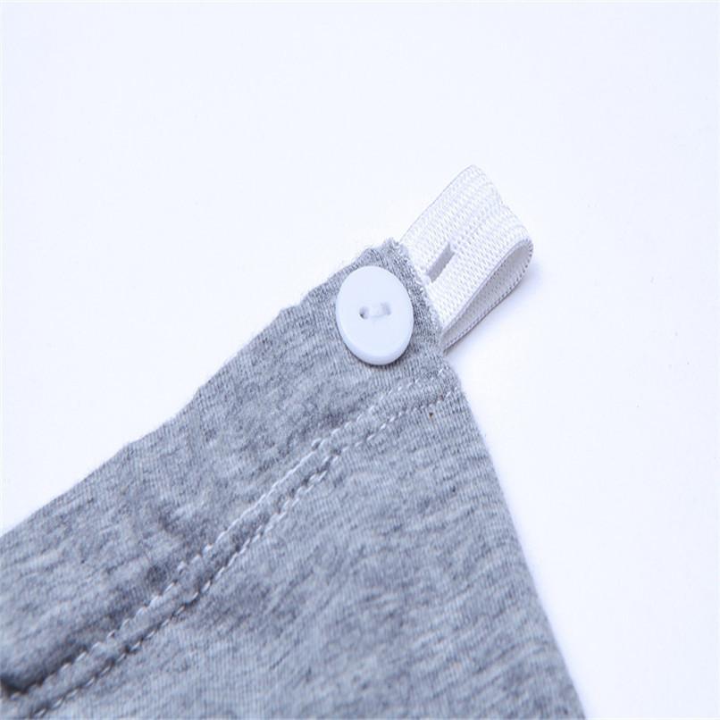 M-XXXL Pregnancy Maternity Clothes Cotton Women Pregnant Smile Printed High Waist Underwear Soft Care Underwear Clothes S14#F (5)