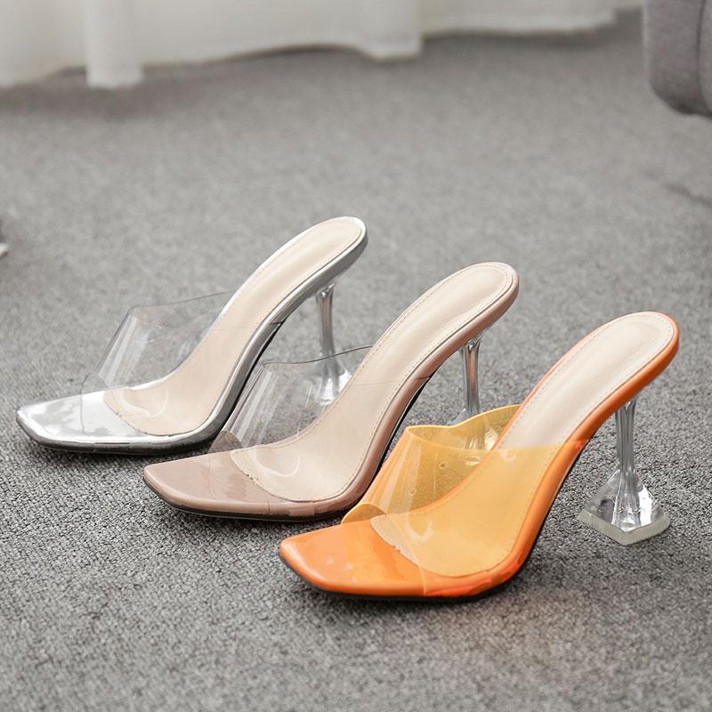 Damen Sommer Blockabsatz Sandalen Formal Absatzschuhe Pumps Schnalle Schuhe