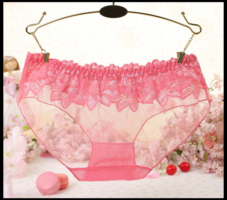 Women Sexy Lingerie Hot Erotic Sexy Panties Transparent Lace Underwear Porn Sex Wear Cheeky See Through Panties Briefs For Women