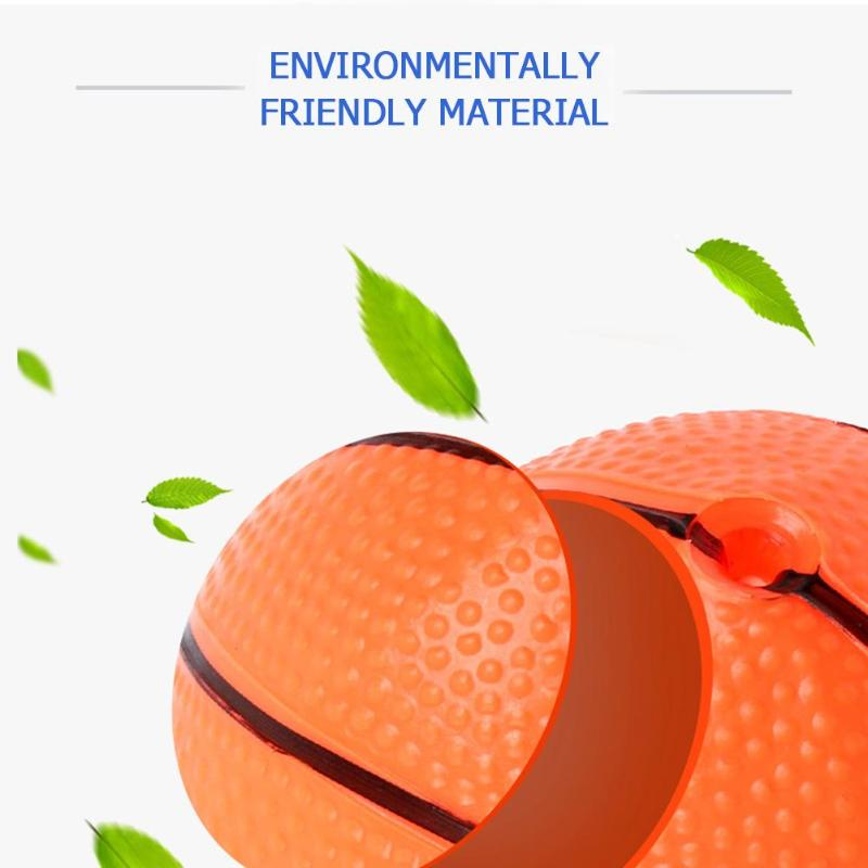 Mini Basketball Toy Kids Cartoon Portable Indoor Outdoor Backboard Toys Early Educational Sports Toy