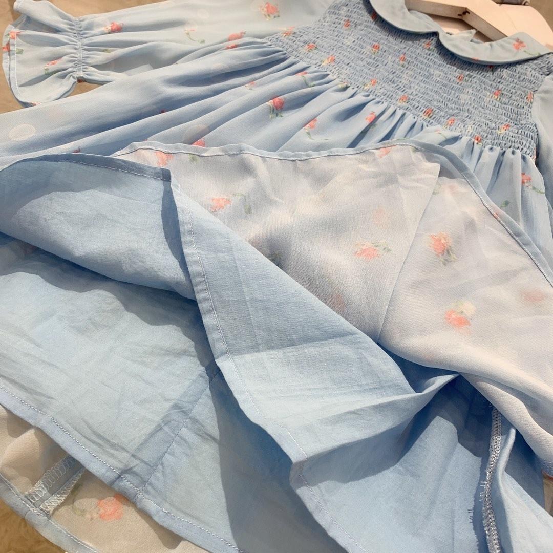 Платье девушки лето лед Богемный стиль Рукав длинный вязать женское платье без рукавов твердые Высокая Талия A-Line пляж Принцесса платье 2019 юбка