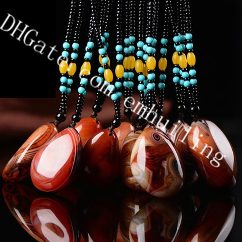12 mm Vert Naturel Dragon Veins Agate Round Gemstone Beads Stretch Bracelet
