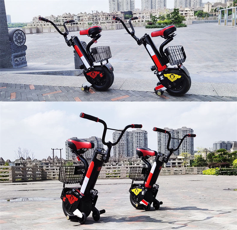 Daibot New Electric Unicycle Scooter 60V Self Balancing Scooters Range 30KM45KM Powerful Electric Scooter For AdultsWomen (23)