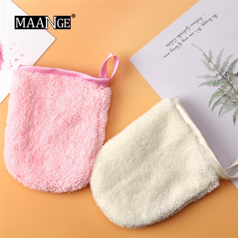 Waschtücher 4er pack Baby Waschlappen Handtücher 100/% Baumwolle 4stück Pink