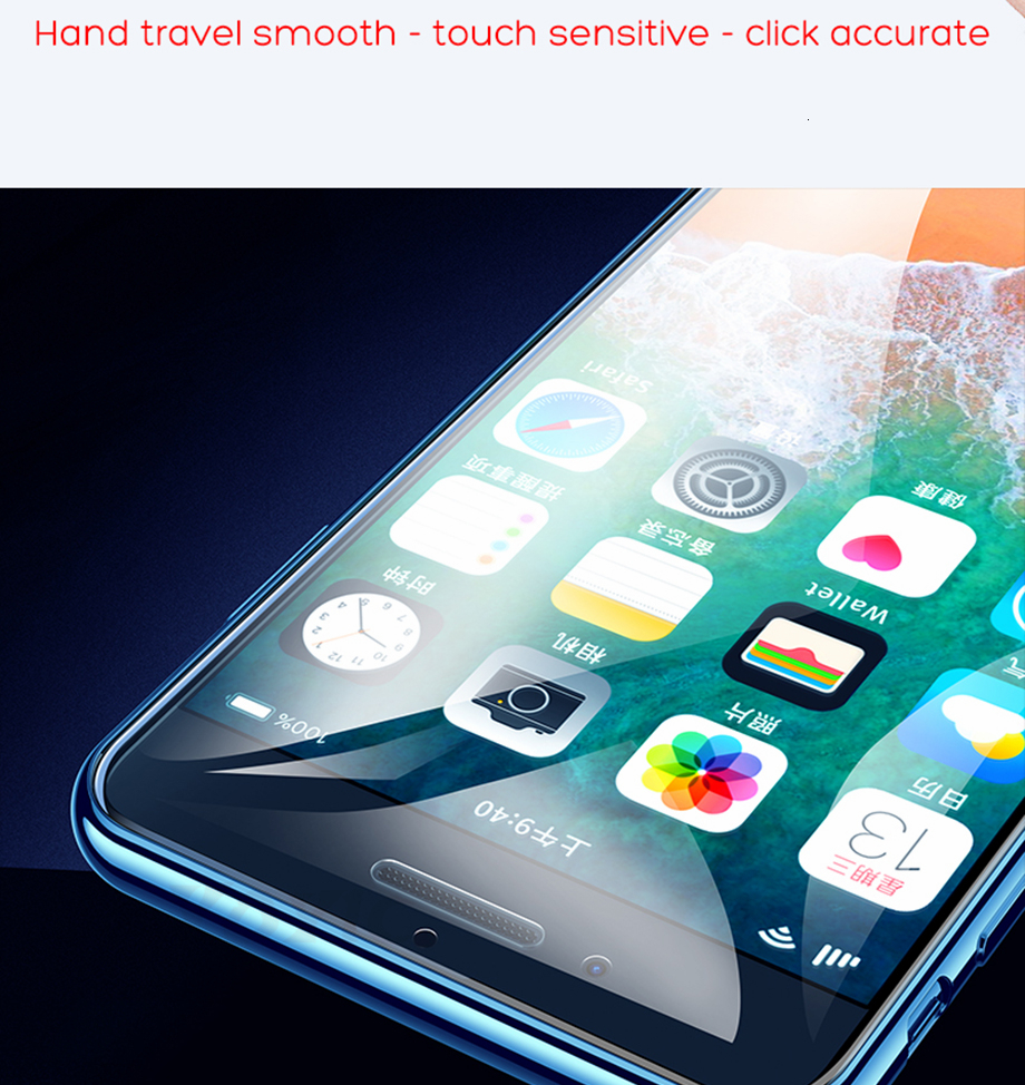 15 For iPhone 6 6s Glass for iphone 6 6s plus glass for iphone 7 glass for iphone 7 plus glass for iphone 8 glass for iphone 8 plus glass for iphone x glass screen protector