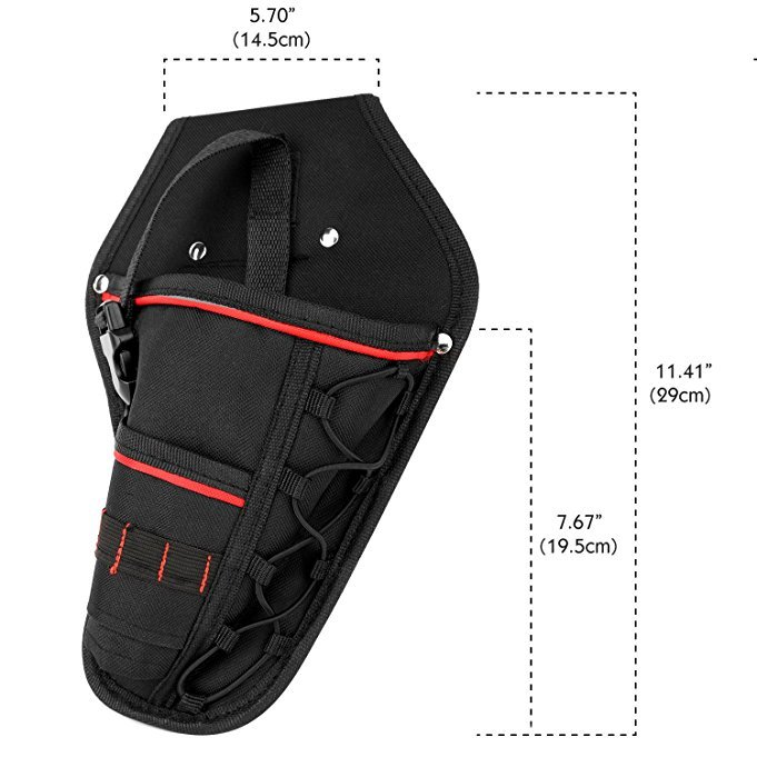Electric wrench Holster (6)