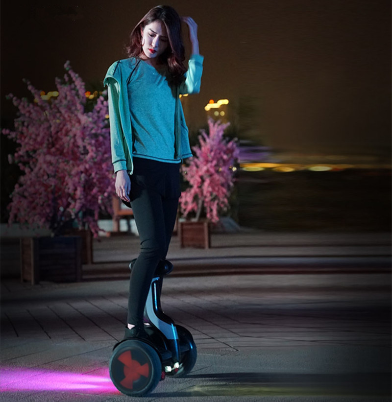Daibot Electric Scooter Adults Two Wheels Self Balancing Scooters 10 Inch 54V 700W Smart Balance Hoverboard With BluetoothAPP (38)