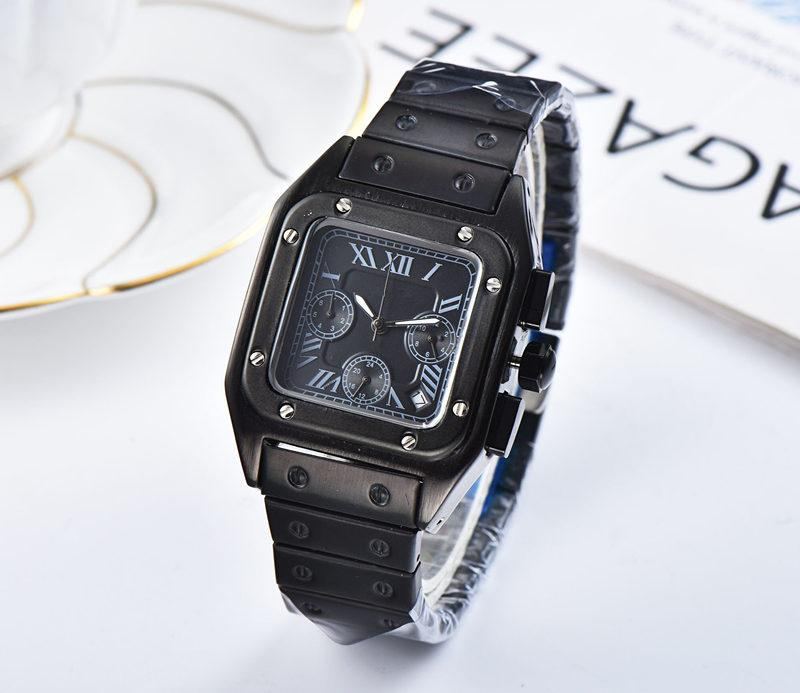 2019 watch2019 military sports Men's or womenes watches, Small needle seconds,