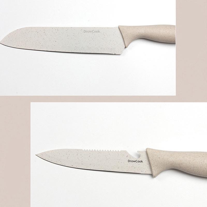 kitchen knives set (5)