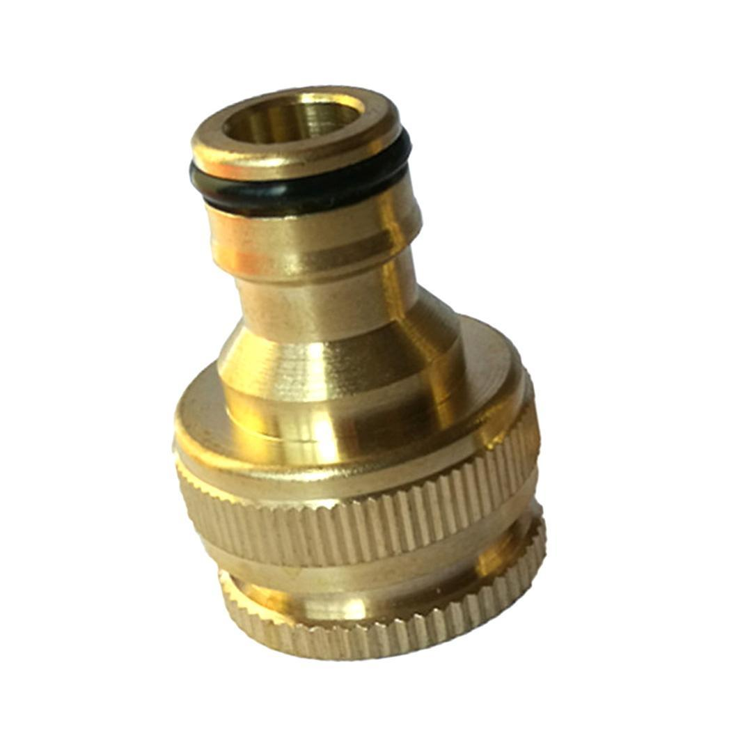 New Water Hose Connectors Garden Hose Tap Connector Faucet Pipe Connector Fitting Tap Adaptor Fashion Home Supplies