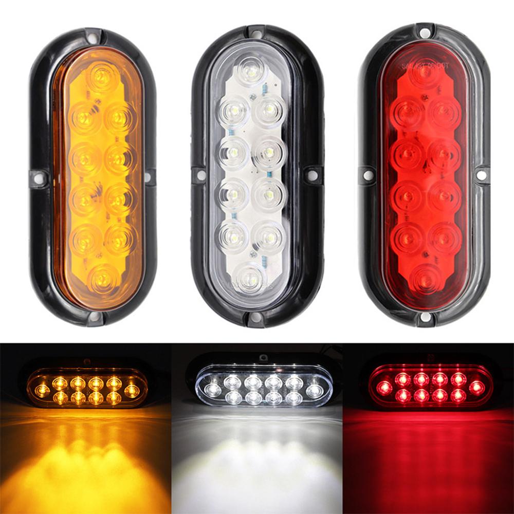 Coche Camión Alto Montaje Freno Luz Trasera Lámpara Indicador Señal LED