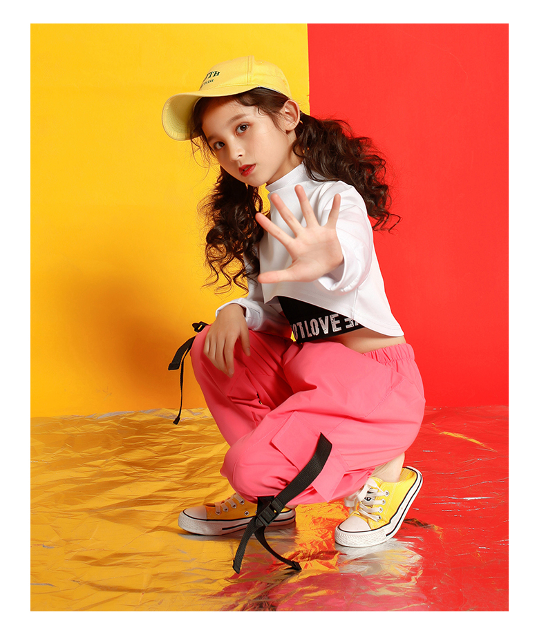 Girls boutique outfits 4 6 8 10 123 14 16 18 Years hip hop hoodies sweatshirts kids costumes girls kids summer clothes (8)