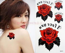 36 SheetsLot Beautiful Body Art Beauty Makeup Cool Waterproof Temporary Tattoo Stickers Henna Tattoos Halloween Girls And Men (76)